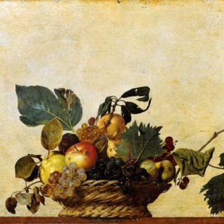 Caravaggio Fruit Basket