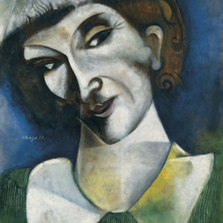 Marc Chagall Selfportrait
