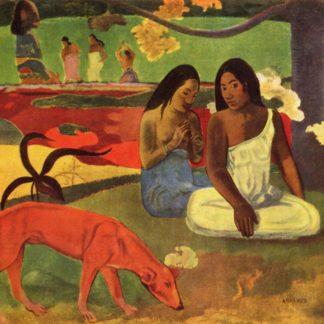 Paul Gauguin Arearea