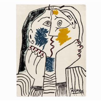 Pablo Picasso Baiser 1970