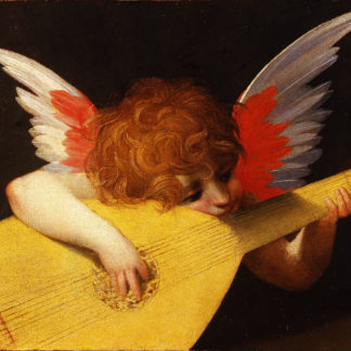 Rosso Fiorentino Musical Angel