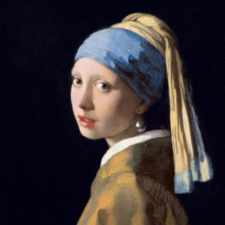 Jan Vermeer Girl with a Pearl Earring