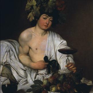 Caravaggio The Young Bacchus