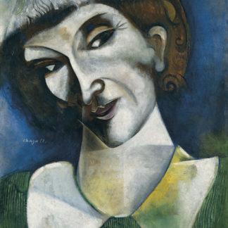 Marc Chagall Selfportrait