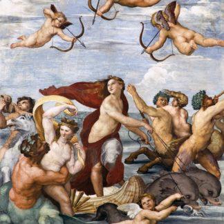 Raffaello Sanzio Triumph of Galatea